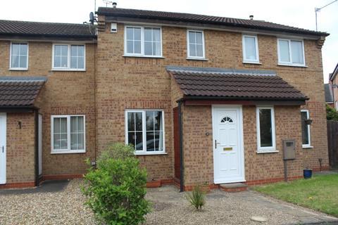 2 bedroom terraced house to rent - Barley Close, Burton-On-Trent, DE14