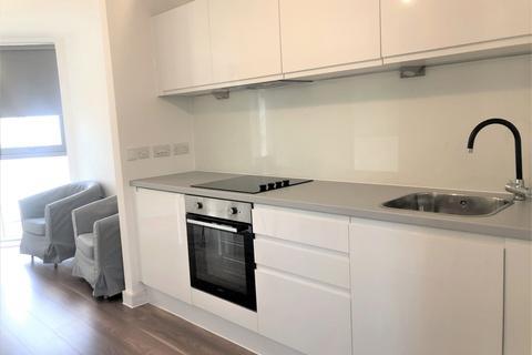 Studio to rent - Studio Apartment at Block B, One Wolstenholme Square, 2 Nation Way, Liverpool, Merseyside, L1