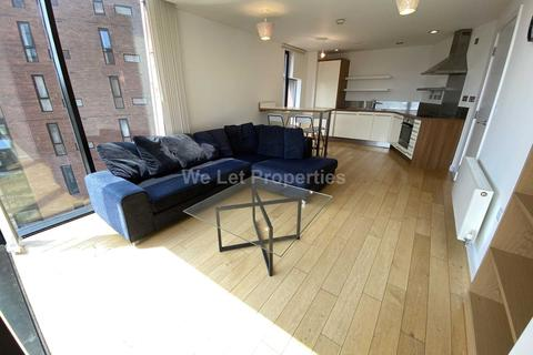 2 bedroom apartment to rent - Islington Wharf, Manchester