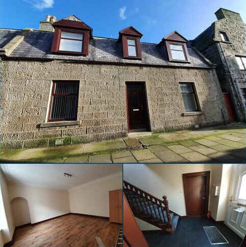 2 bedroom terraced house to rent - Manse Street, Fraserburgh, AB43