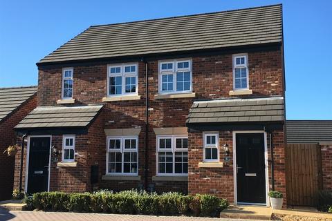 2 bedroom semi-detached house for sale - Plot 127, Alnwick at Silver Hill Gardens, Lightfoot Green Lane, Lightfoot Green PR4