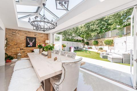 6 bedroom terraced house for sale - Thames Crescent, Chiswick, London, W4