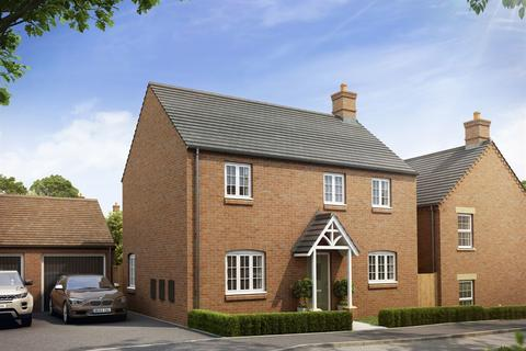 3 bedroom detached house for sale - Plot 317, The Hartwell at The Furlongs @ Towcester Grange, Epsom Avenue NN12
