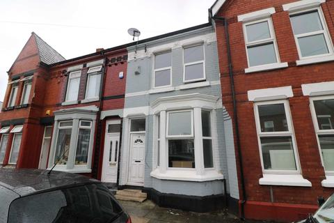 4 bedroom terraced house to rent - Orwell Road, Liverpool