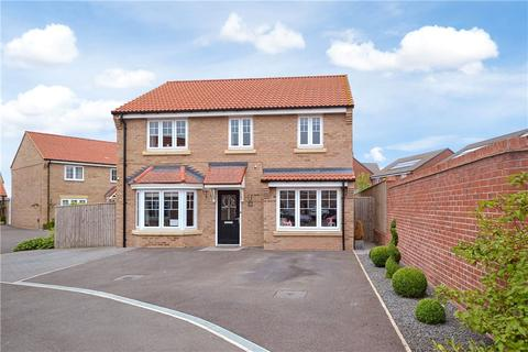 4 bedroom detached house for sale - Larch Court, Yarm