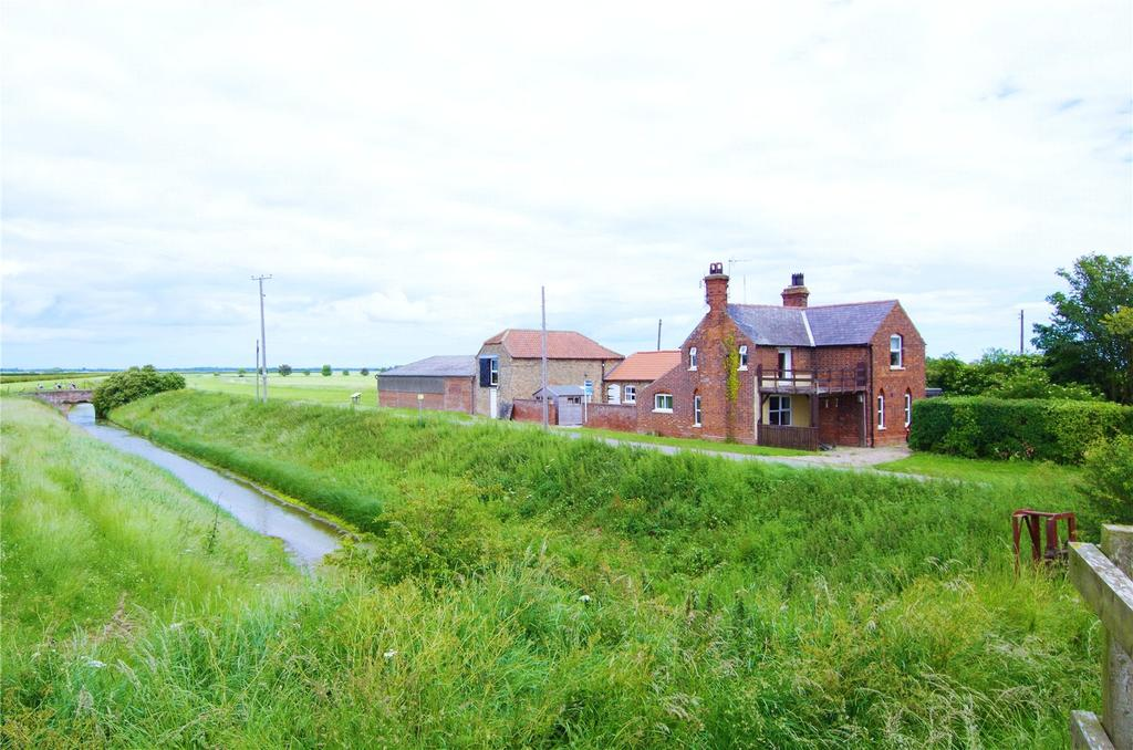 Extensive Rural Home
