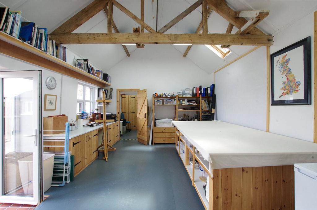 Modern studio space