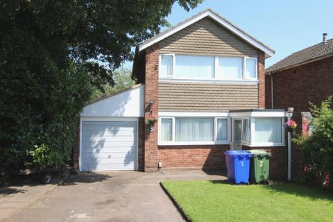 3 bedroom link detached house for sale - Cheviot Drive, Rugeley WS15 2XL