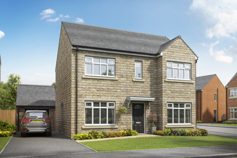 4 bedroom detached house for sale - Wharfdale at The Pavilion, Ripon Road HG3