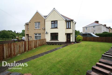 3 bedroom semi-detached house - Emlyn Avenue, Ebbw Vale