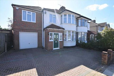5 bedroom semi-detached house for sale - Drummond Drive, Stanmore