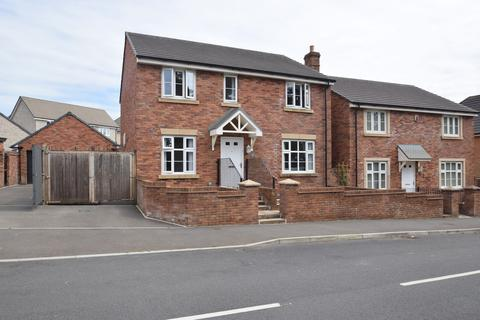 4 bedroom detached house for sale - 48 Heol Stradling, Parc Derwen, Coity, Bridgend, Bridgend County Borough, CF35 6AN
