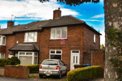 2 bedroom end of terrace house to rent - Willow Drive, Sheffield, S9