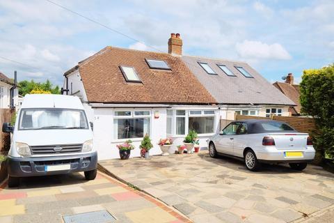 3 bedroom semi-detached bungalow for sale - Ruskin Drive, Orpington