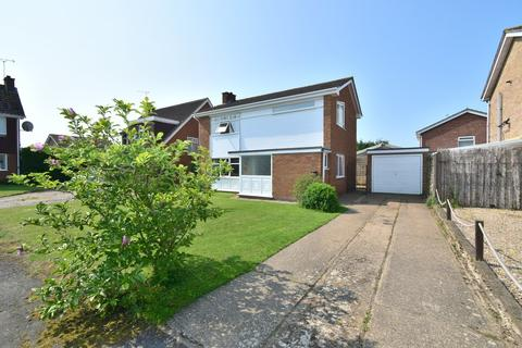 3 bedroom detached house for sale - Priory Crescent, Western Park, Leicester