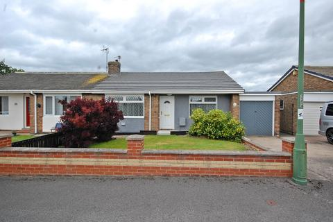 2 bedroom semi-detached bungalow for sale - Raby Road, Newton Hall, Durham