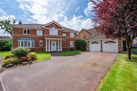 5 bedroom detached house for sale - Althorpe Drive, Dorridge