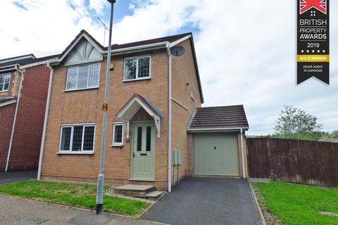 3 bedroom detached house for sale - Eastgate, Rawnsley