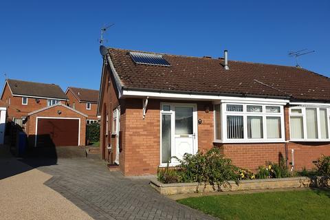 2 bedroom semi-detached bungalow for sale - Ribblesdale Close, Bridlington