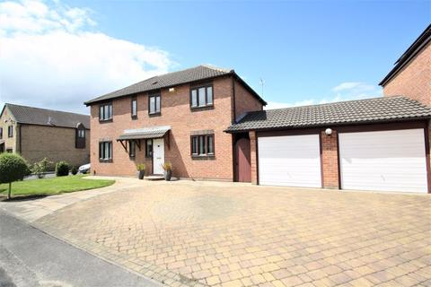 4 bedroom detached house for sale - St. Nicholas Gardens, Levendale, Yarm, TS15 9SJ