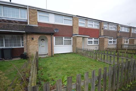 3 bedroom terraced house to rent - Waleys Close, Luton