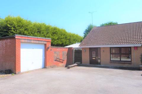 2 bedroom semi-detached bungalow for sale - Hewes Close, Glen Parva