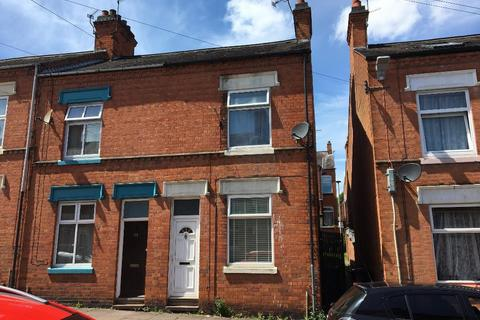 3 bedroom end of terrace house for sale - Hawthorne Street, Newfoundpool, Leicester, LE3 9FR