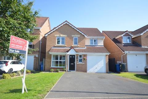 4 bedroom detached house for sale - Buchanan Close, Widnes