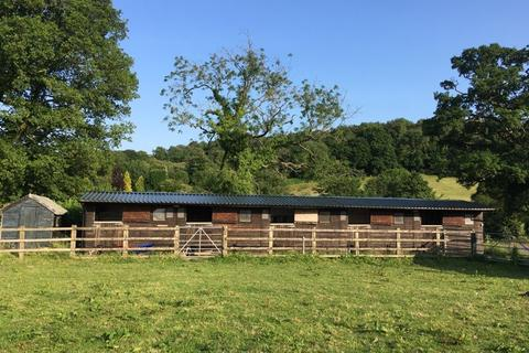 Farm land for sale - Spring Bank Stables, Congleton Edge, CW12 3GR