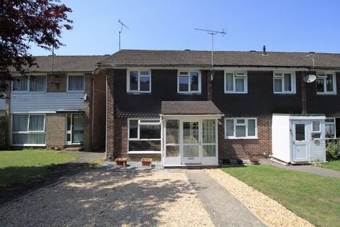3 bedroom end of terrace house for sale - Bronte Way, Bitterne