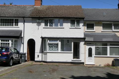 3 bedroom terraced house for sale - Riversdale Road, Yardley Wood, Birmingham