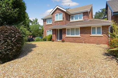 4 bedroom detached house for sale - Beechfield Road, Alderley Edge, SK9