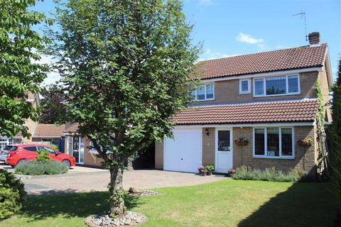 4 bedroom detached house for sale - Fishponds Close, Glenfield