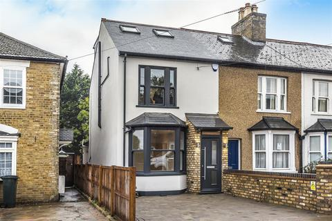 4 bedroom end of terrace house for sale - New Road, Croxley Green, Rickmansworth