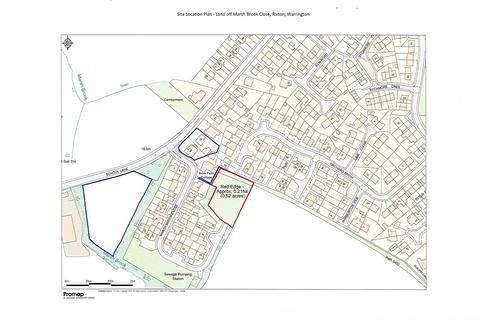 Land for sale - Marsh Brook Close, Rixton, Warrington, WA3