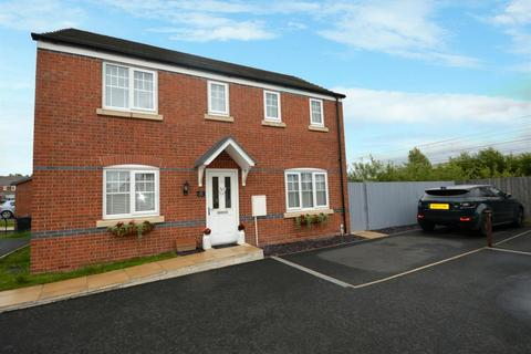 3 bedroom detached house for sale - Redshank Place, Sandbach