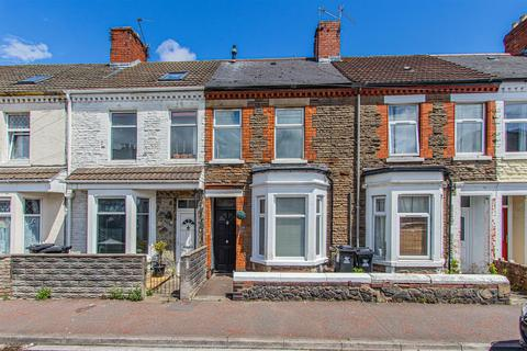 3 bedroom terraced house for sale - Cottrell Road, Roath, Cardiff