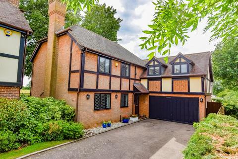 5 bedroom detached house for sale - Vicarage Close, Roxwell, Chelmsford