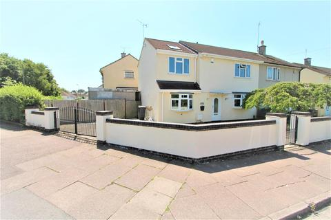 3 bedroom semi-detached house for sale - Tolcarne Road, Humberstone, Leicester LE5