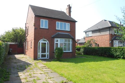 3 bedroom detached house for sale - Valley Road, Crewe