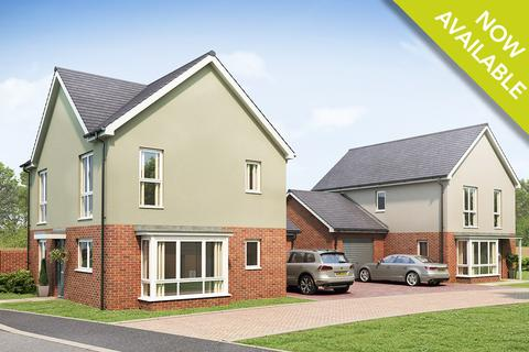 3 bedroom detached house for sale - Plot 4016, The Gala at Knights Wood, Knights Way, Tunbridge Wells TN2