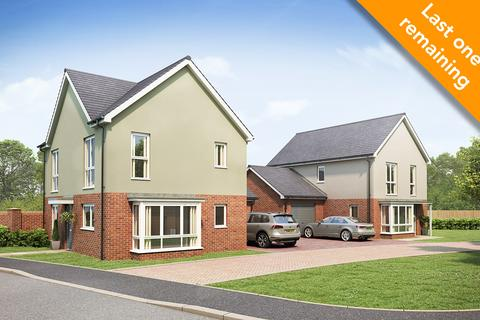 3 bedroom detached house for sale - Plot 4076, The Monarch at Knights Wood, Knights Way, Tunbridge Wells TN2