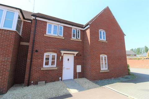 2 bedroom terraced house for sale - Towpath Road, Hempsted, Gloucester