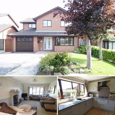 4 bedroom detached house for sale - 1A, Byron Close, Cheadle