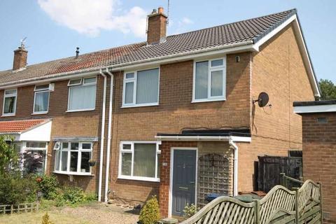 3 bedroom end of terrace house for sale - Rowedge Walk, Westerhope, Newcastle Upon Tyne