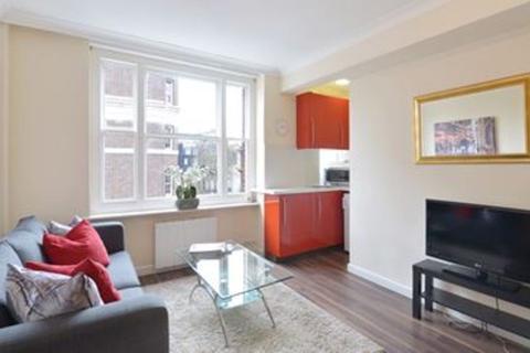 Studio to rent - Hill Street