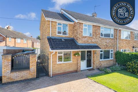 4 bedroom semi-detached house for sale - Moyle Crescent, Eastern Green, Coventry
