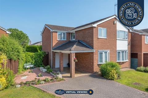 4 bedroom detached house for sale - Rees Drive, Finham, Coventry