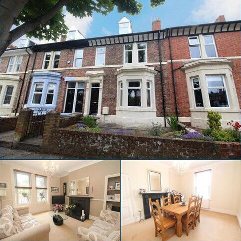 4 bedroom maisonette for sale - Cleveland Road, North Shields