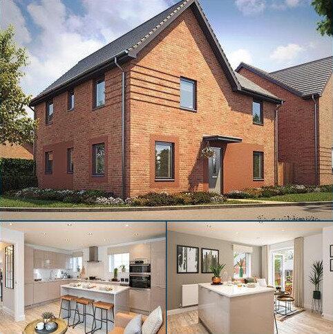 4 bedroom detached house for sale - Plot 64, Alderney at Minerva, Off Tithebarn Lane, Exeter, EXETER EX1
